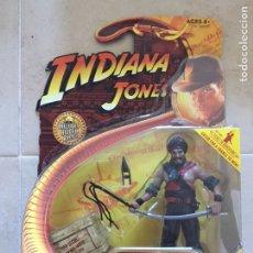 Figuras de acción: FIGURA CHIEF GUARD - INDIANA JONES HASBRO - NUEVA. Lote 144014312