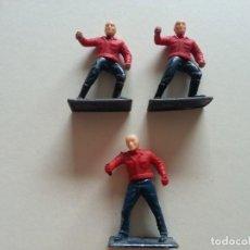 Figuras de acción: 3 FIGURAS GUISVAL. Lote 126262619