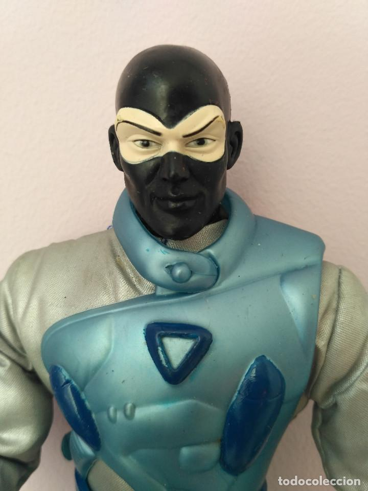 Figuras de acción: figura de accion diabolik giochi preziosi años 90 tipo action man geyper man - Foto 2 - 155978980