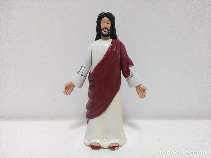 JESUS - ACTION FIGURE - 2001 - ACCOUTREMENTS (Juguetes - Figuras de Acción - Otras Figuras de Acción)