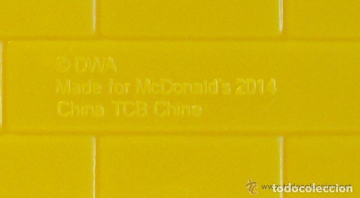 Figuras de acción: PIRAMIDE MAGNETICA CON LABERINTO (MR PEABODY & SHERMAN) MCDONALDS mcdonal macdonals - Foto 8 - 129321439