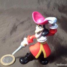 Figuras de acción: HOOK PETER PAN DISNEY 2011 MATTEL. Lote 130442962