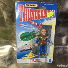 Figure di azione: FIGURA THE HOOD THUNDERBIRDS DE MATCHBOX . Lote 130549826