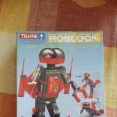 Figuras de acción: ROBLOCK TENTE EXÍN CAJA. Lote 131167261