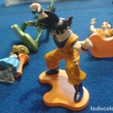 Figuras de acción: FIGURA DRAGON BALL ( GOKU ) DISCAPA 2008 DE 6 CM. Lote 131298059