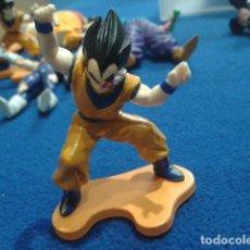 Figuras de acción: FIGURA DRAGON BALL ( GOKU ) DISCAPA 2008 DE 6 CM. Lote 131298123