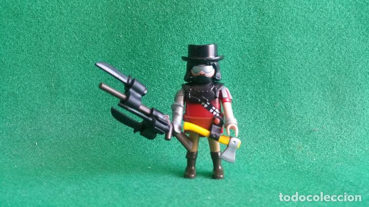 Playmobil Steampunk Gafas Polares segunda mano