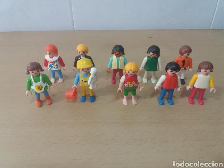PLAYMOBIL LOTE NIÑOS (Juguetes - Figuras de Acción - Otras Figuras de Acción)