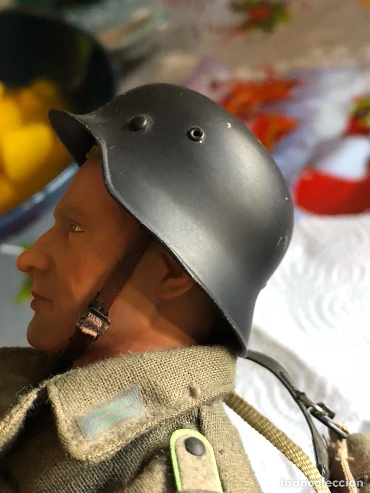 Figuras de acción: Antiguo muñeco militar articulado, gran calidad - Foto 3 - 132476501