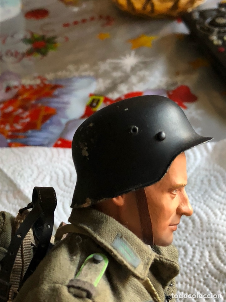 Figuras de acción: Antiguo muñeco militar articulado, gran calidad - Foto 4 - 132476501