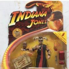 Figuras de acción: FIGURA MOLA RAM - INDIANA JONES HASBRO. Lote 144014360
