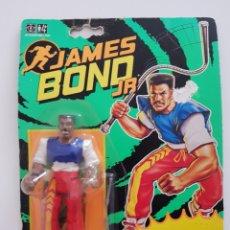 Figuras de acción: 1991 HASBRO - NUEVA!! - JAMES BOND JR - MR. BUDDY MITCHELL. Lote 132706081