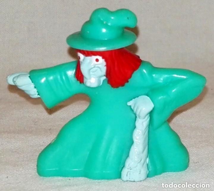Figuras de acción: figura promocional bruja unilever - Foto 2 - 149445917