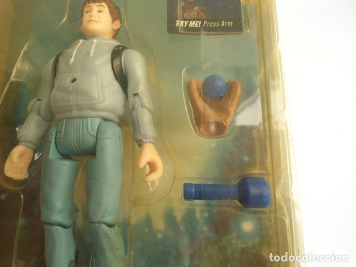 Figuras de acción: ELLIOT - E.T. THE EXTRA-TERRESTRIAL - ET EL EXTRATERRESTRE - AÑOS 80 - FIGURA EN BLISTER - RARA - Foto 4 - 133839706