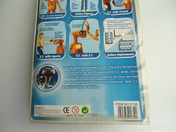 Figuras de acción: ELLIOT - E.T. THE EXTRA-TERRESTRIAL - ET EL EXTRATERRESTRE - AÑOS 80 - FIGURA EN BLISTER - RARA - Foto 10 - 133839706