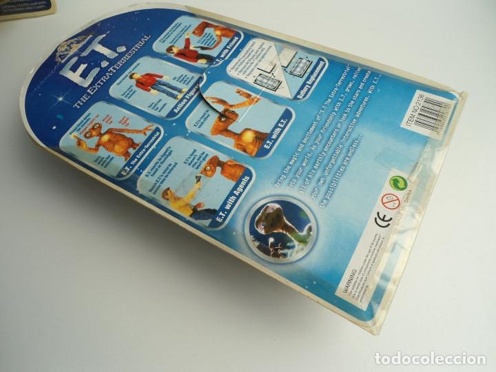 Figuras de acción: ELLIOT - E.T. THE EXTRA-TERRESTRIAL - ET EL EXTRATERRESTRE - AÑOS 80 - FIGURA EN BLISTER - RARA - Foto 11 - 133839706
