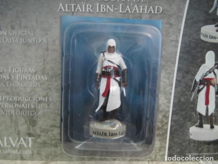 Figuras de acción: Figura de Altair - Assassin´s Creed - Coleccionable Salvat - Blíster completo - Foto 2 - 133894642