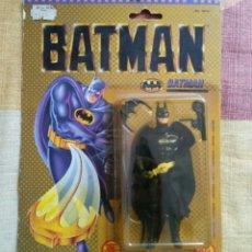 Figuras de acción: BATMAN FIGURA CON CAJA AÑOS 80. Lote 134056181
