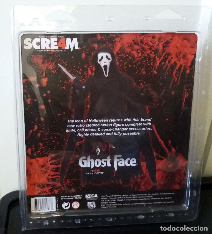 Figura Scream Ghostface Retro Clothed Neca Sold Through Direct Sale 134061014