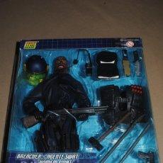 Figuras de acción: FIGURA POWER TEAM SWAT POLICIA A ESCALA 1/6. BREACHER - AGENTE SWAT. Lote 134369682