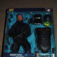 Figuras de acción: FIGURA POWER TEAM SWAT POLICIA A ESCALA 1/6. HOMBRE VIGIA. Lote 134370370