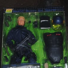 Figuras de acción: FIGURA POWER TEAM COMANDO SWAT POLICIA A ESCALA 1/6. POINT MAN. Lote 134371402
