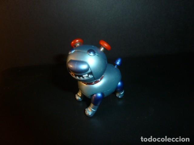 Figuras de acción: Perro robot. Iron Kid. - Foto 3 - 134451278