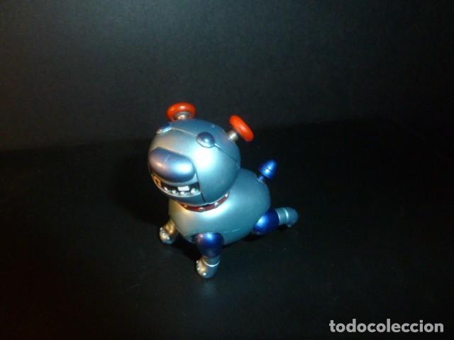 Figuras de acción: Perro robot. Iron Kid. - Foto 4 - 134451278