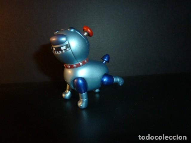 Figuras de acción: Perro robot. Iron Kid. - Foto 5 - 134451278