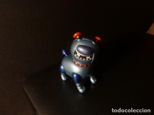 PERRO ROBOT. IRON KID. (Juguetes - Figuras de Acción - Otras Figuras de Acción)