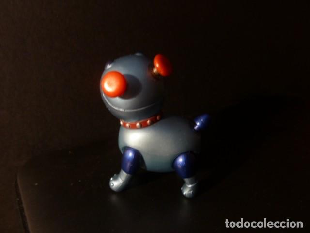Figuras de acción: Perro robot. Iron Kid. - Foto 6 - 134451278