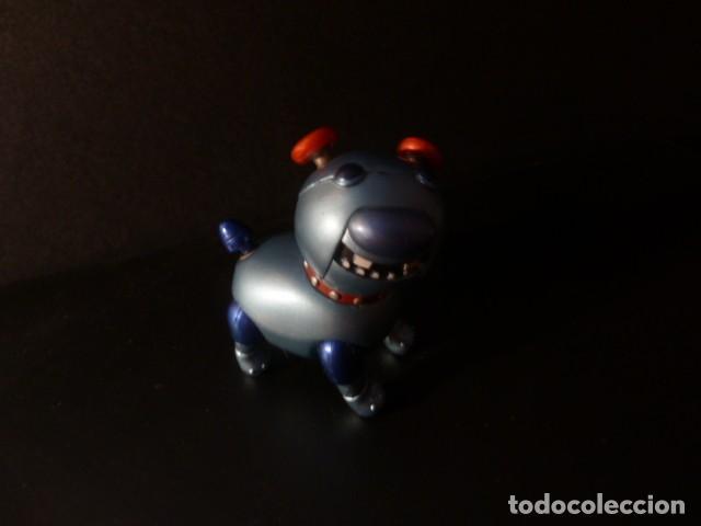 Figuras de acción: Perro robot. Iron Kid. - Foto 7 - 134451278