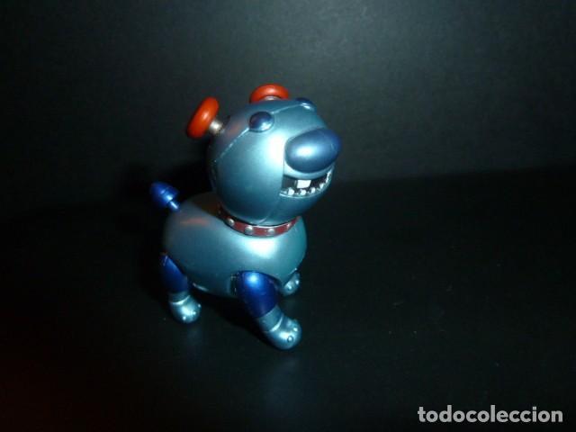 Figuras de acción: Perro robot. Iron Kid. - Foto 2 - 134451278