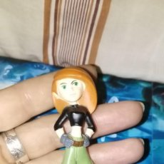 Figuras de acción: KIM POSSIBLE, PERSONAJE DE DISNEY, SERIES DE LOS 90. Lote 135500558