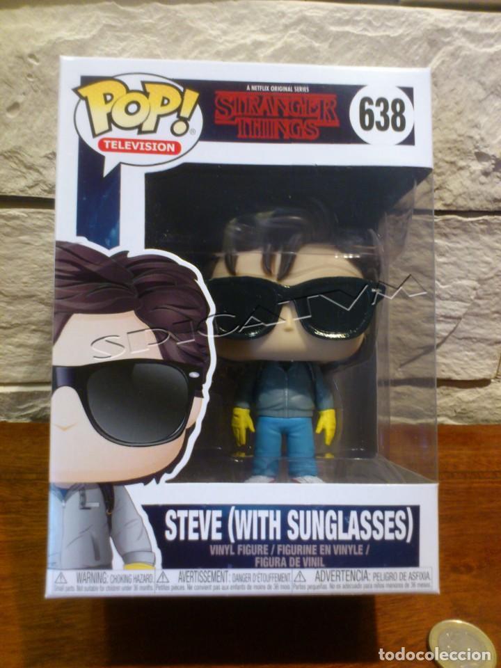 Steve sunglasses  #638 Stranger Things Funko POP IN STOCK!!!
