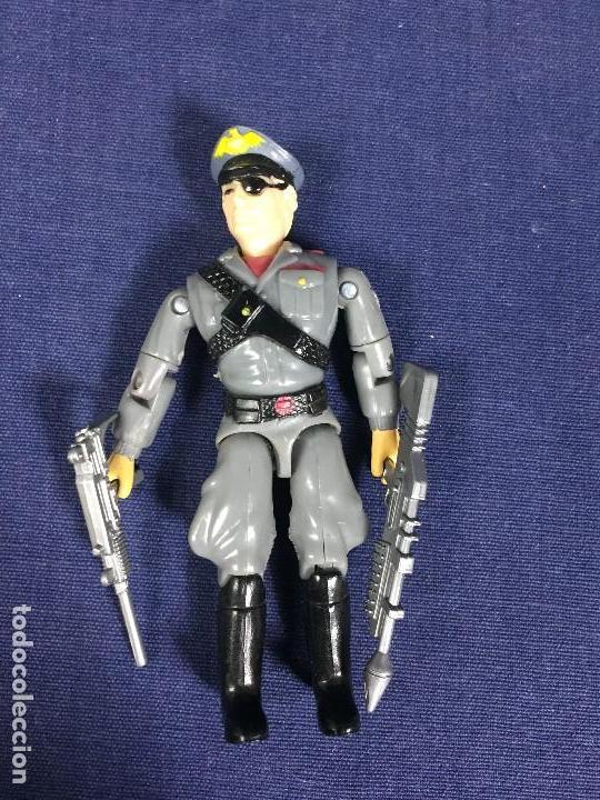 Figuras de acción: Figura The Corps Fox fabricado Lanard 1986 mando Nazi incluye accesorios - Foto 3 - 137297362
