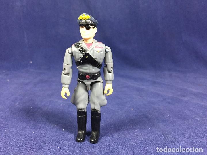 Figuras de acción: Figura The Corps Fox fabricado Lanard 1986 mando Nazi incluye accesorios - Foto 6 - 137297362
