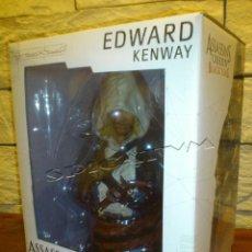 Figuras de acción: ASSASSIN´S CREED - ASSASSINS - EDWARD KENWAY - LEGACY COLLECTION - LIMITADA 8000 - BUSTO - NUEVA. Lote 137352886