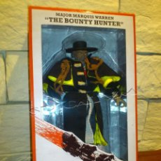 Figuras de acción: ODIOSOS OCHO - 8 - HATEFUL EIGHT - MAJOR MARQUIS WARREN - NECA - FIGURA - LIMITADA 3000 - NUEVA. Lote 137420014