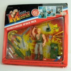 Figuras de acción: M FORCE MILITARY MUSCLE COLECO TRIPLE POWER MOTORICED ATTACK PACK. Lote 223308055