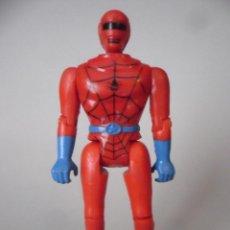 Figuras de acción: RARO SPIDERMAN POWER RANGERS FIGURA BOOTLEG. Lote 138638818
