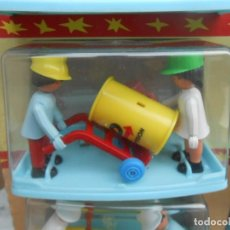 Figuras de acción: LOS CHIQUIS DE GUISVAL CHIQUIVAL NUEVO EN SU CAJA EXPOSITORA NO PLAYMOBIL NI COMAN BOYS. Lote 278690548
