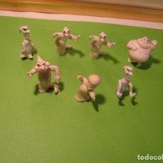 Figuras de acción: LOTE DE 7 FIGURAS DE FANTASMAS MINI. Lote 138716918