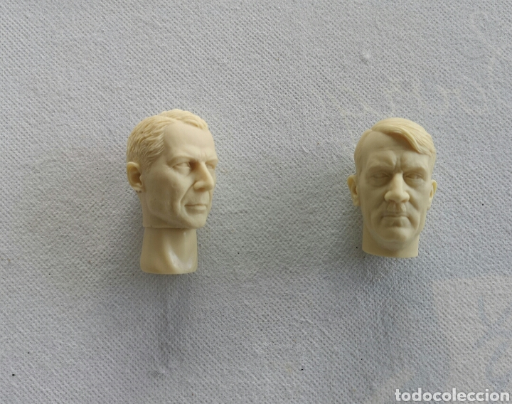 Figuras de acción: DRAGON MODELS CABEZAS REPRO esc. 1/6 - Foto 2 - 138722218