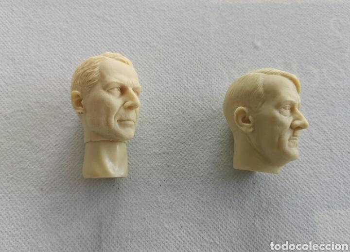 Figuras de acción: DRAGON MODELS CABEZAS REPRO esc. 1/6 - Foto 3 - 138722218