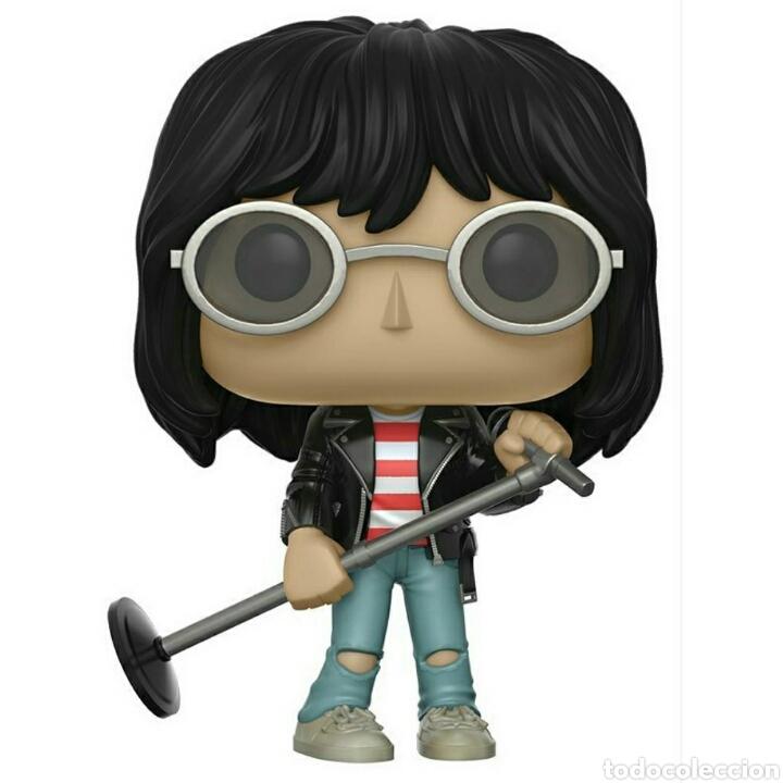 Figuras de acción: Figura Funko Pop Joey Ramone the Ramones nueva - Foto 2 - 138887265