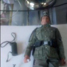 Figuras de acción: WWII SOLDADO ALEMÁN DE LA WEHRMACHT. ACTION FIGURE DE DRAGON.. Lote 139601818