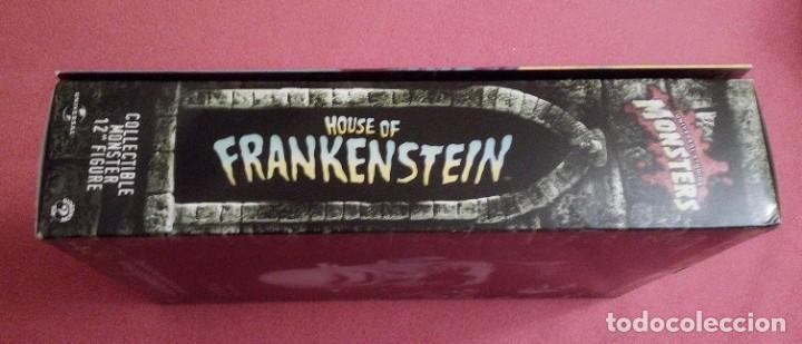Figuras de acción: HOUSE OF FRANKENSTEIN. Sideshow nuevo a estrenar, en caja y sin jugar. Agotado - Foto 7 - 139969962