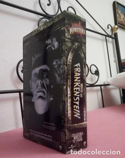 Figuras de acción: HOUSE OF FRANKENSTEIN. Sideshow nuevo a estrenar, en caja y sin jugar. Agotado - Foto 10 - 139969962