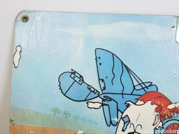 Figuras de acción: Lámina cartón tercer festival Mortadelo y Filemón el armario del tiempo Isidoro Llorca s. A. 34x24cm - Foto 5 - 140392749